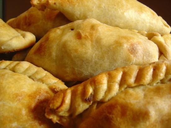 The Leek and Thistle Pie Company: Cornish Pasties the original empanada