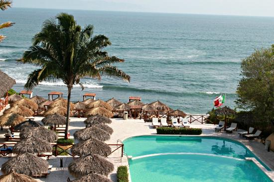 The Royal Suites Punta de Mita: la vista desde las habitaciones