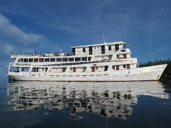 Wellesley Cruises Fiji