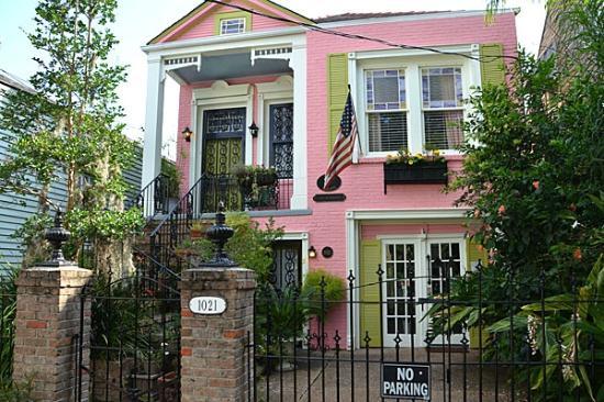Maison de Lagniappe: Front View
