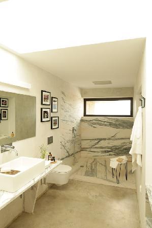 Villa Extramuros: Salle de bains