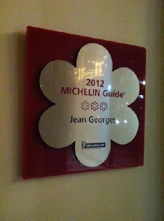Gari of Columbus : michelin guide