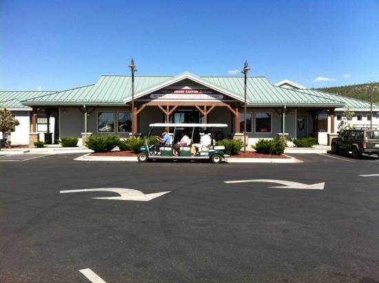 Grand Canyon Railway RV Park