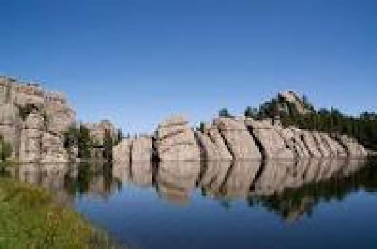 Super 8 Custer / Crazy Horse Area: Sylvan Lake