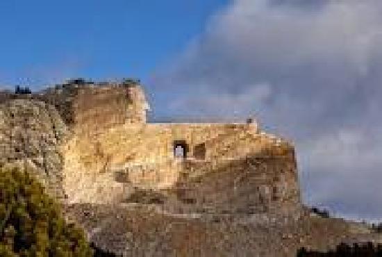 Super 8 Custer/Crazy Horse Area: Crazy Horse