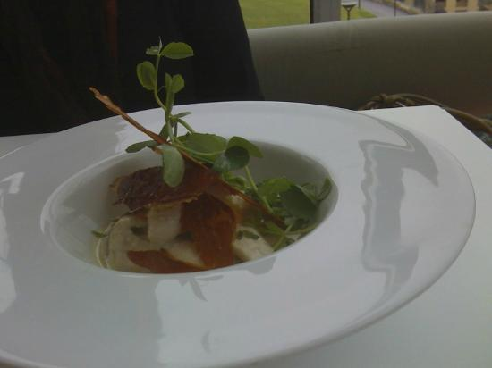 The Restaurant at the Art Gallery of NSW: Fish main course