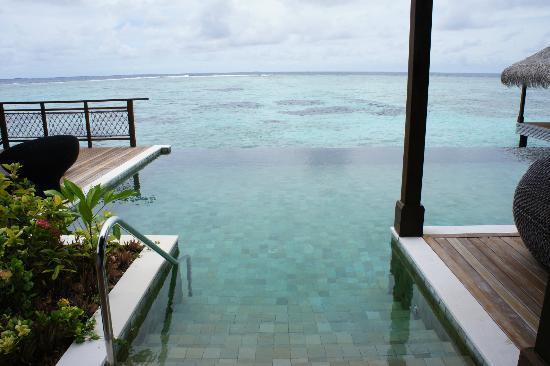 Shangri-La's Villingili Resort and Spa Maldives: Presidential Villa