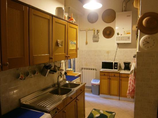 Affittacamere La Tartaruga Doralice: cozinha