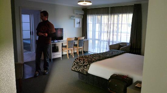 Silver Fern Rotorua - Accommodation and Spa: Executive suite