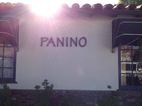 Panino Solvang: front