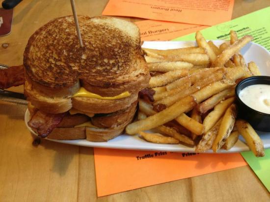 The Hamburger Fatty Melt Recipes — Dishmaps