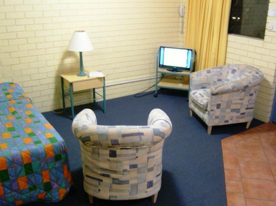 Harbour Side Resort: Living Area
