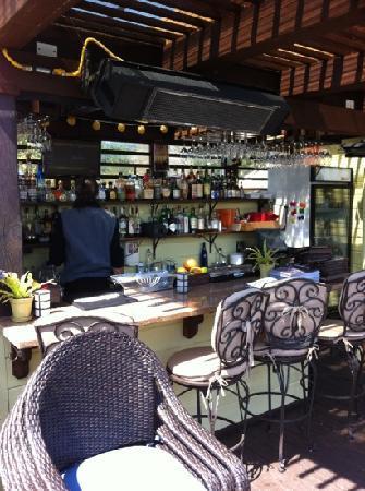 Vesuvio: rooftop bar