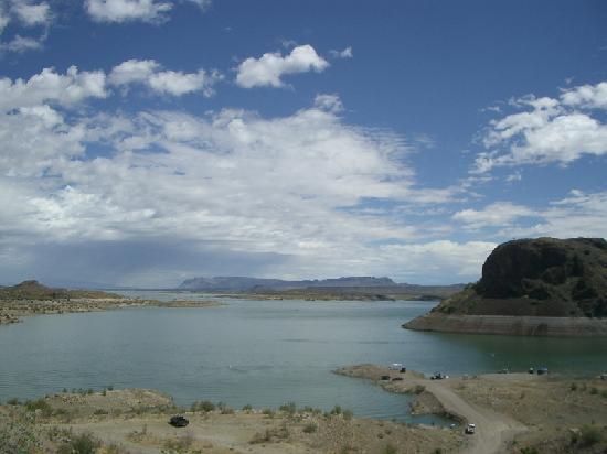 Elephant Butte Lake, Sierra County New Mexico