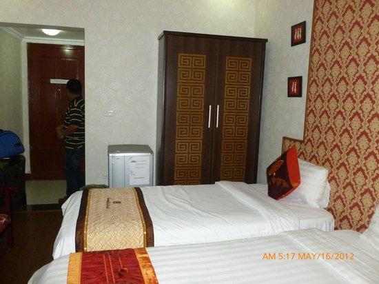 Hanoi Aurora Hotel:                   superior room