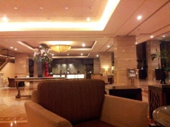 โรงแรมเลอ แกรนดัวร์ มางกา ดัว: Reception
