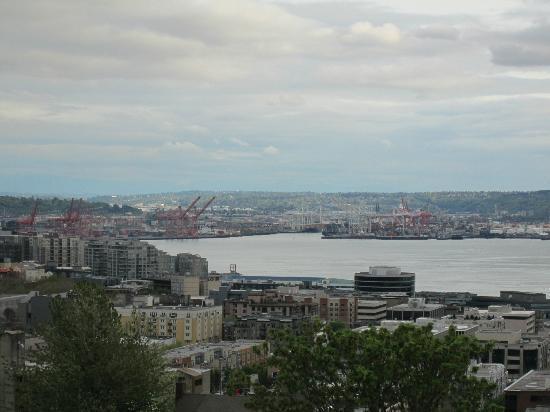 Kerry Park: The port