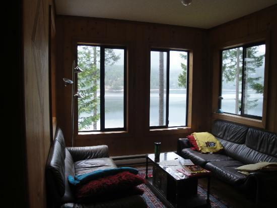 Desolation Resort : Living Area