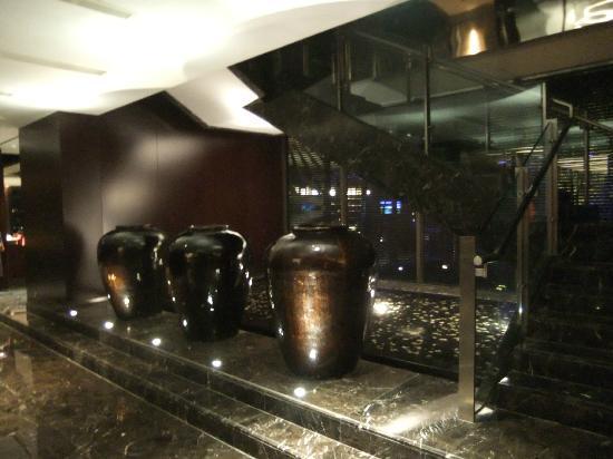 Ramada Parkview Hotel: ロビー奥