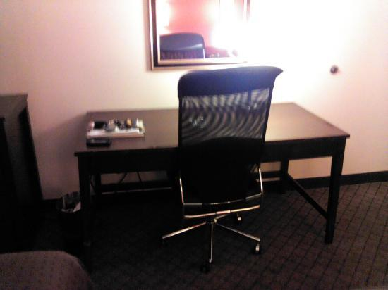 Radisson Hotel Sheffield: Great work area