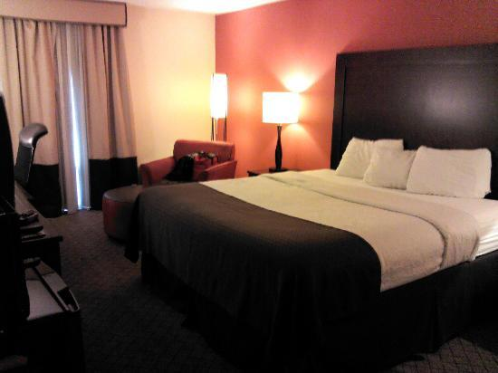 Jameson Hotel & Conference Center: My room 130