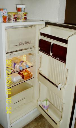 Boulevard Mansion: Refrigerator