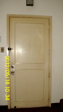 Sunny Bay Suites: door