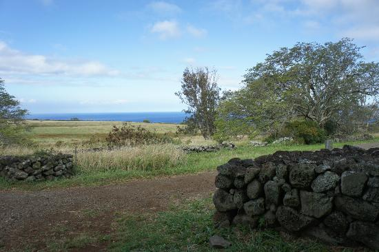 Puakea Ranch: View from Miles Away
