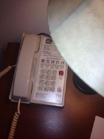 The Inn at Longwood Medical: update the phone