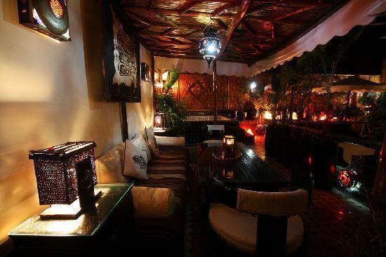 "Riad Dar Najat: ""Coolest riad in Marrakech"""