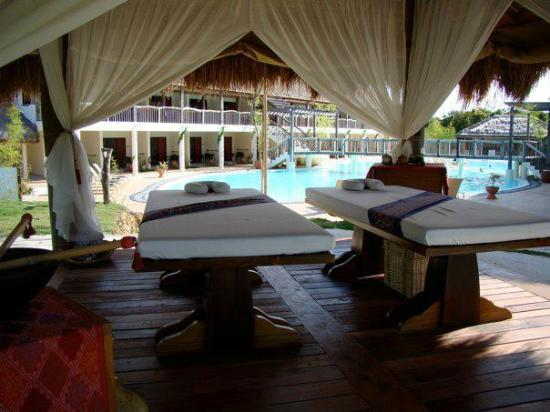Bluewater Panglao Beach Resort: panglao bluewater