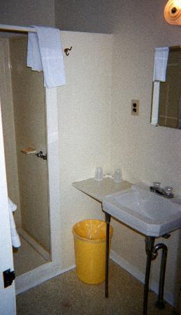Coach House Inn : Coach House bathroom