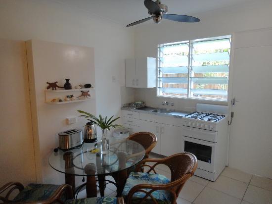 Villa Marine: Küche