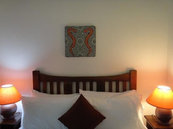 Villa Marine: Bett