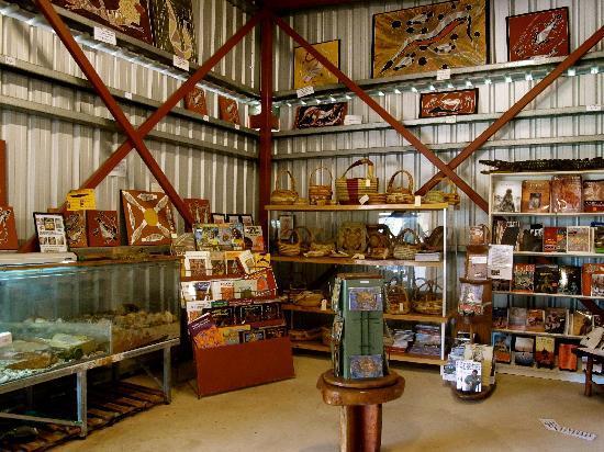 Didgeridoo Hut & Art Gallery: Didgeridoo Hut