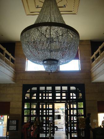 Gorbandh Palace: lobby