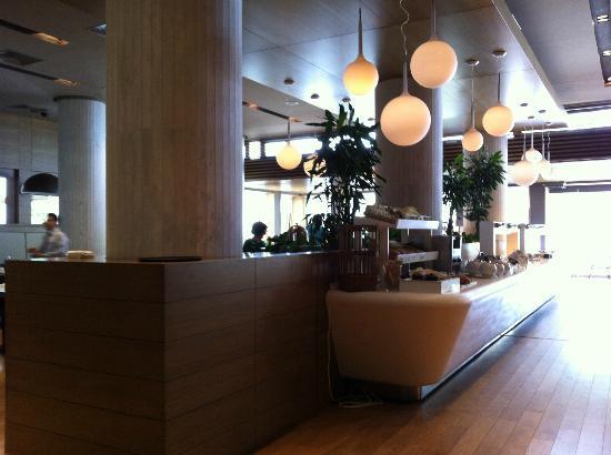 Alexander Beach Hotel: Breakfast Buffet