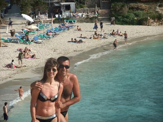 Grand Palladium Palace Ibiza Resort & Spa: un dia en cala salada