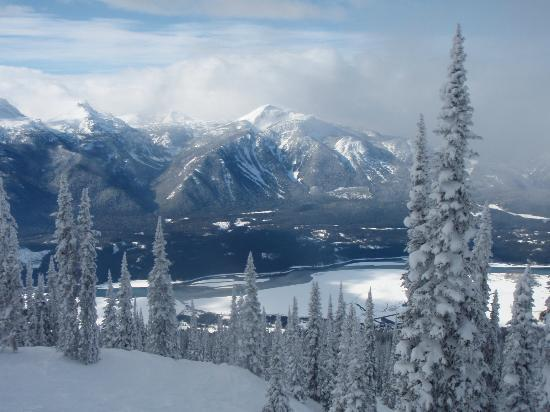 Revelstoke Bed and Breakfast: From the mountain....