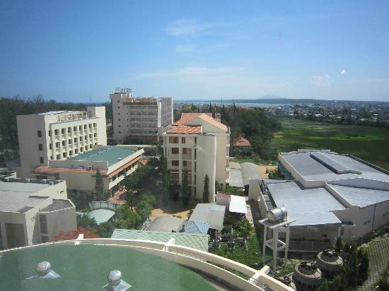 TTC Hotel Premium - Phan Thiet: View from back room