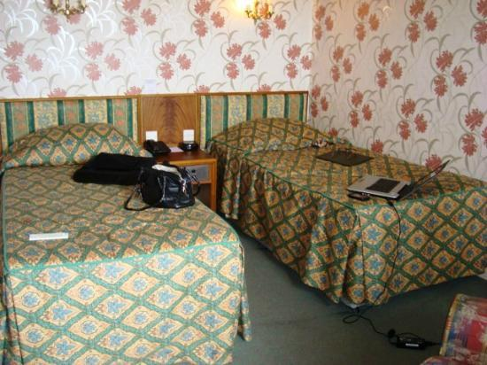 The Esplanade Hotel: our room