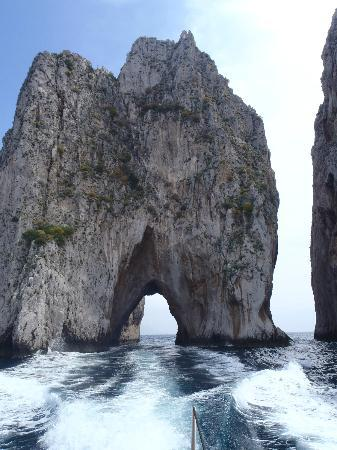 Amalfi Coast to Capri Boat Excursion