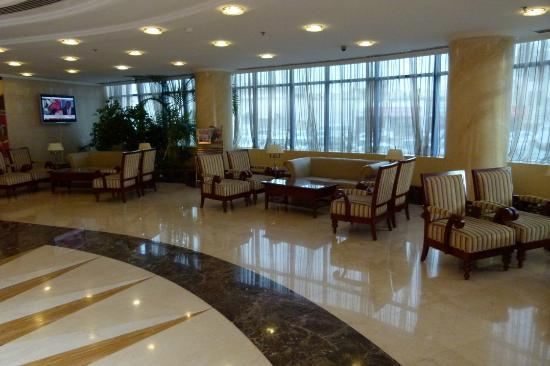 Royal Qatar Hotel: Reception 2