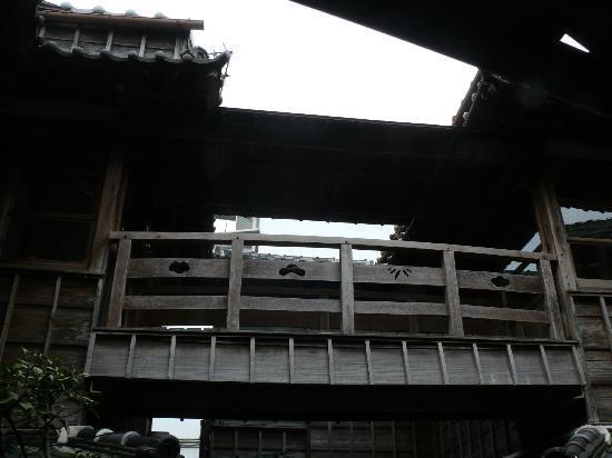 Hoshidekan: Inside of the ryokan