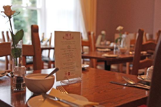 Hedley House Hotel: Breakfast
