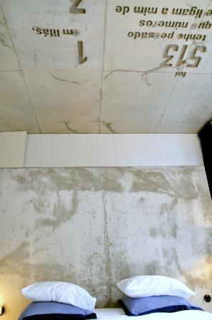 Casa do Conto - arts & residence: unser Zimmer