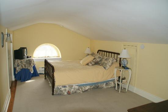 Mackechnie House Bed and Breakfast : Room 2nd Floor