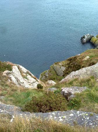 Bray, Irland: Cliff Walk View