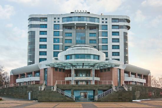 hotel outlook - Foto di Onego Palace Hotel, Petrozavodsk - TripAdvisor