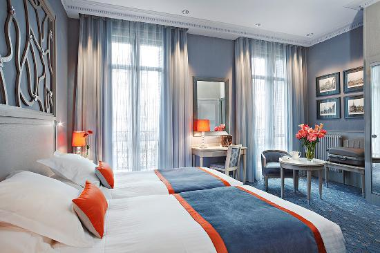 Splendid Etoile Hotel: Chambre Supérieure Balcon / Superior room with Balcony